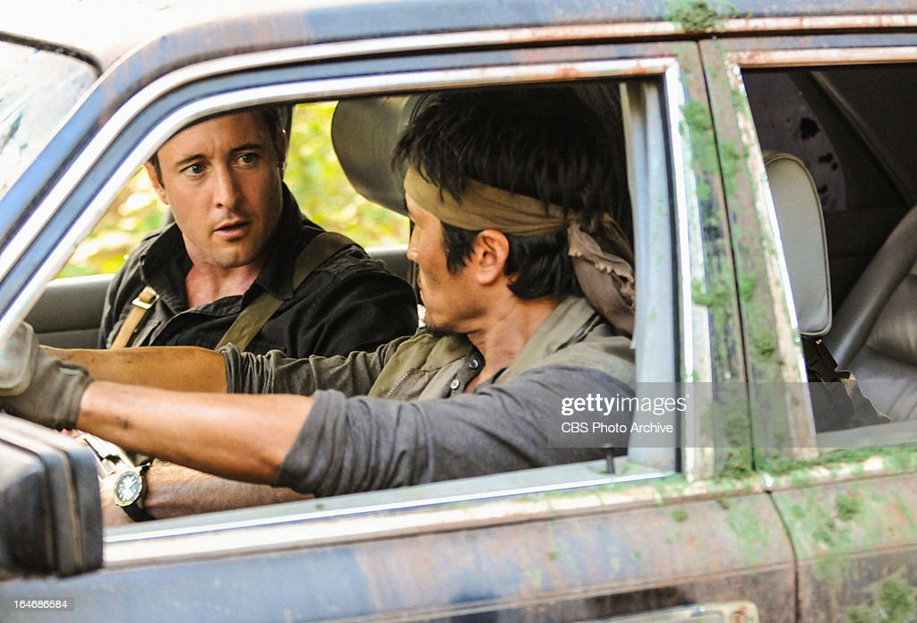 'Olelo Pa'a' -- When McGarrett (Alex O'Loughlin, with Combatant name TBD) and Catherine cross into North Korea to retrieve the remains of his fallen friend, he recounts his last deadly mission there, on HAWAII FIVE-0, Monday, April 15th (10:00-11:00 PM, ET/PT) on the CBS Television Network.