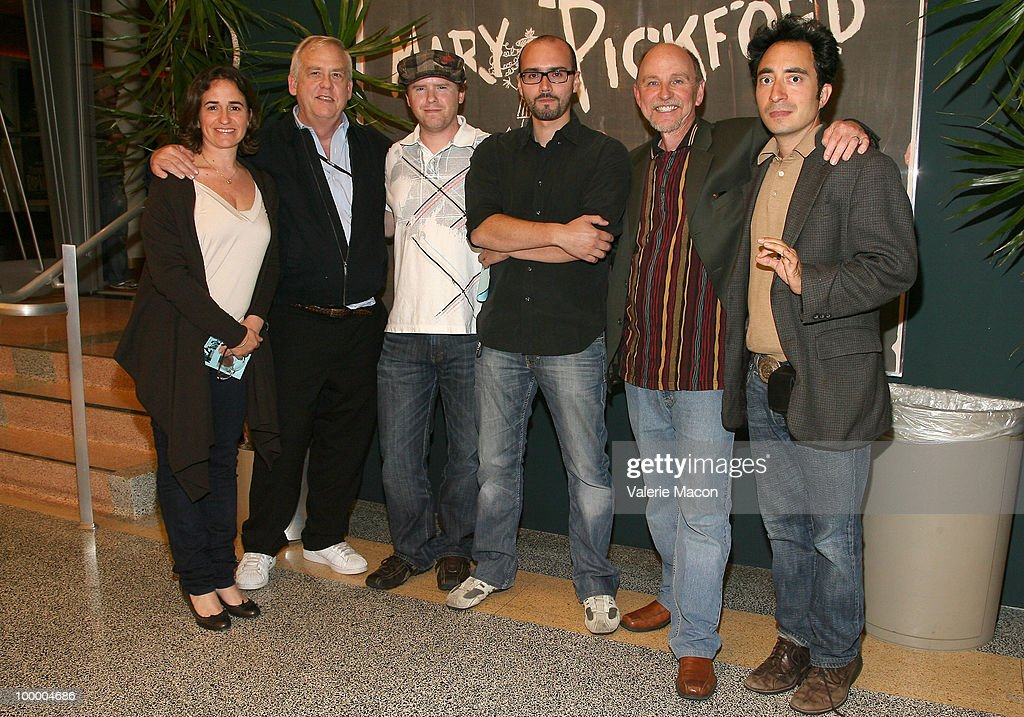 Olga Arana, Jack Taylor, editor Dan Wolfmeyer, director Alfonso F. Mayo, producer Bill Brummel and Michael Pessah attend AMPAS' 28th Annual 'Contemporary Documentaries' Series Continues on May 19, 2010 in Hollywood, California.
