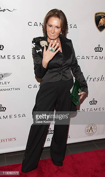 Olga Kheit attends the Cantamessa Jewels US launch>> at the Manhattan Motorcars Showroom on April 28 2011 in New York City