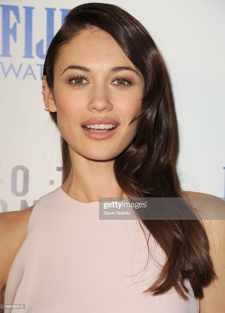 Olga Kurylenko arrives at the 'To The Wonder' Los Angeles premiere at Pacific Design Center on April 9, 2013 in West Hollywood, California.