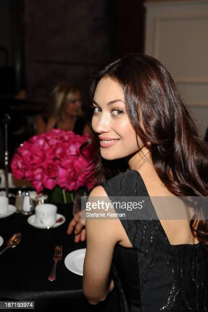 Olga Kurylenko attends 8th MOCA Award To Distinguished Women In The Arts Honoring Lita Albuquerque Helen Pashgian Nancy Rubins And Betye Saar at the...