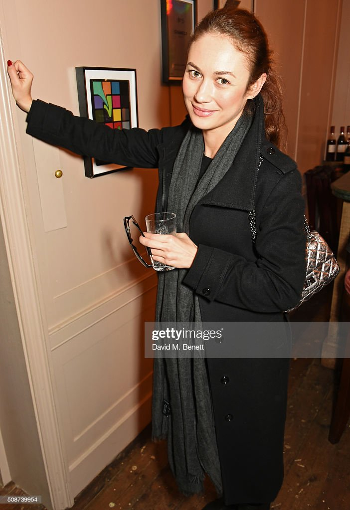 <a gi-track='captionPersonalityLinkClicked' href=/galleries/search?phrase=Olga+Kurylenko&family=editorial&specificpeople=630281 ng-click='$event.stopPropagation()'>Olga Kurylenko</a> attends a special screening of 'The Uncountable Laughter of The Sea' at Soho House Dean Street on February 6, 2016 in London, England.