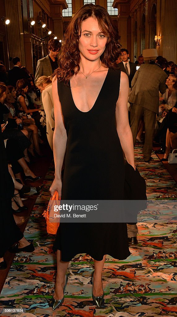 <a gi-track='captionPersonalityLinkClicked' href=/galleries/search?phrase=Olga+Kurylenko&family=editorial&specificpeople=630281 ng-click='$event.stopPropagation()'>Olga Kurylenko</a> attends as Christian Dior showcases its spring summer 2017 cruise collection at Blenheim Palace on May 31, 2016 in Woodstock, England.