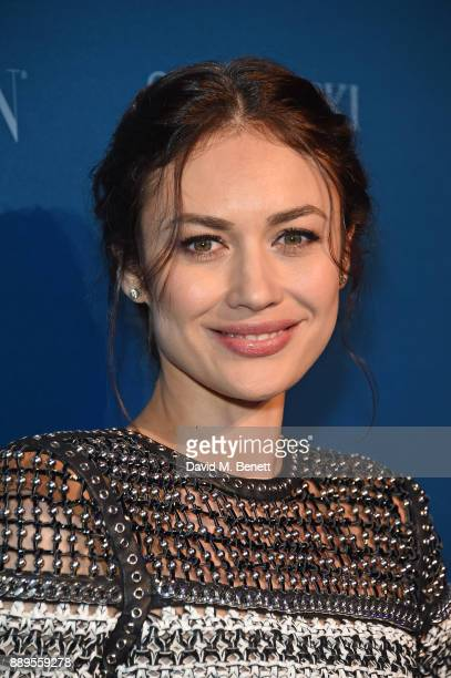 Olga Kurylenko attends the British Independent Film Awards held at Old Billingsgate on December 10 2017 in London England