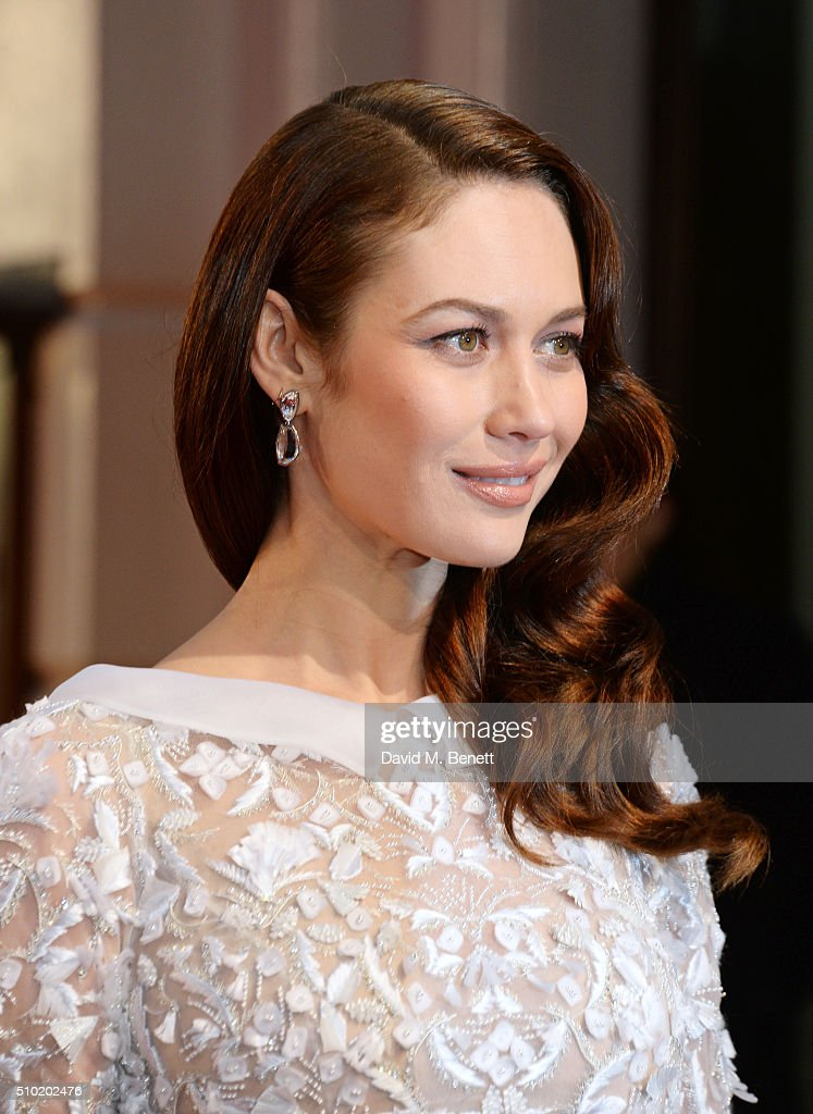 Olga Kurylenko attends the EE British Academy Film Awards at The Royal Opera House on February 14 2016 in London England