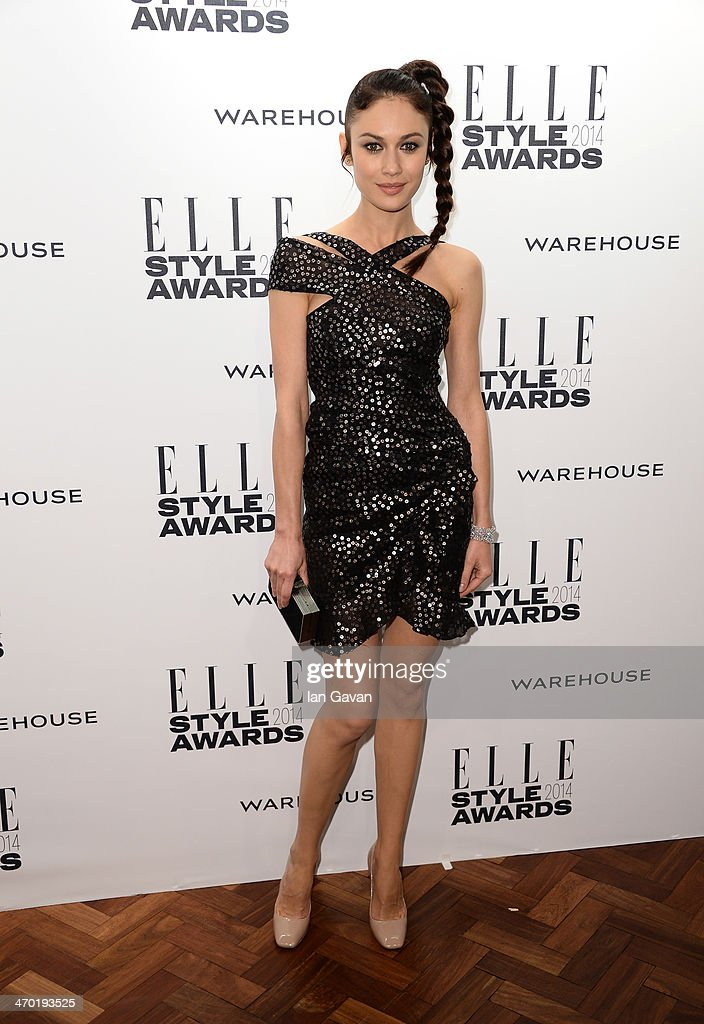 <a gi-track='captionPersonalityLinkClicked' href=/galleries/search?phrase=Olga+Kurylenko&family=editorial&specificpeople=630281 ng-click='$event.stopPropagation()'>Olga Kurylenko</a> attends the Elle Style Awards 2014 at one Embankment on February 18, 2014 in London, England.