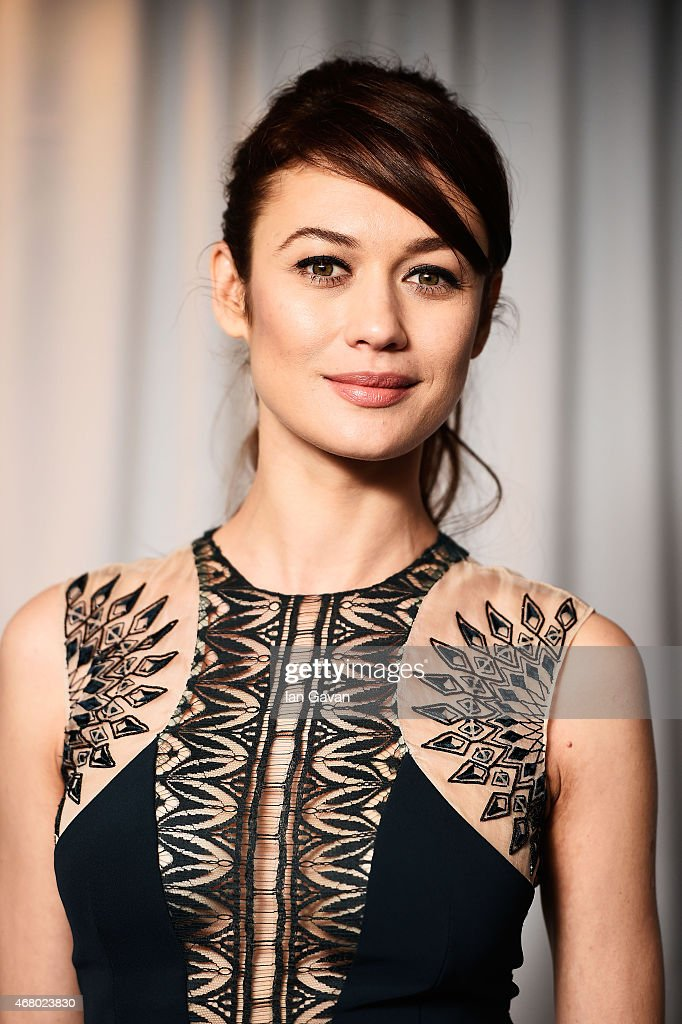 <a gi-track='captionPersonalityLinkClicked' href=/galleries/search?phrase=Olga+Kurylenko&family=editorial&specificpeople=630281 ng-click='$event.stopPropagation()'>Olga Kurylenko</a> attends the Jameson Empire Awards 2015 at Grosvenor House Hotel on March 29, 2015 in London, England.