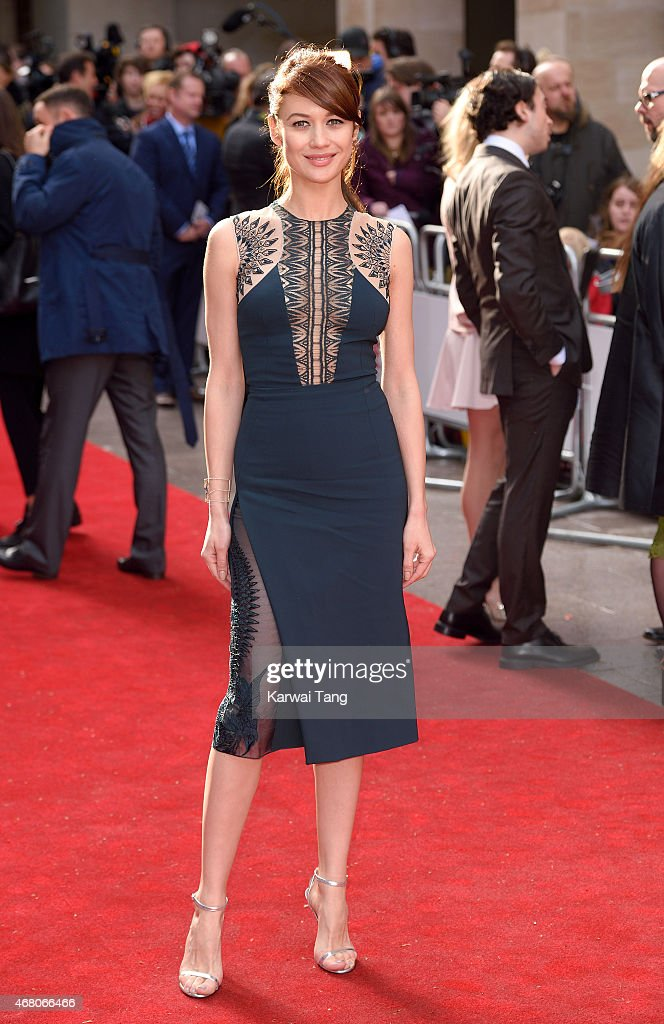 Olga Kurylenko attends the Jameson Empire Awards 2015 at Grosvenor House, on March 29, 2015 in London, England.
