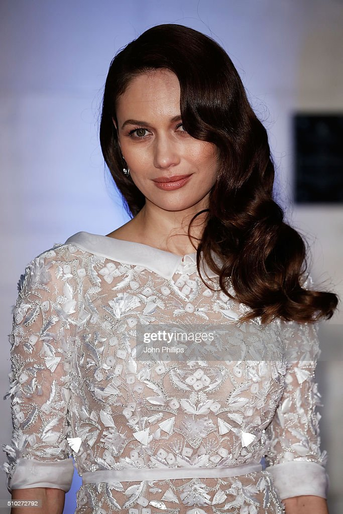 Olga Kurylenko attends the official After Party Dinner for the EE British Academy Film Awards at The Grosvenor House Hotel on February 14, 2016 in London, England.