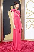 Olga Kurylenko attends the Oscars held at Hollywood Highland Center on March 2 2014 in Hollywood California
