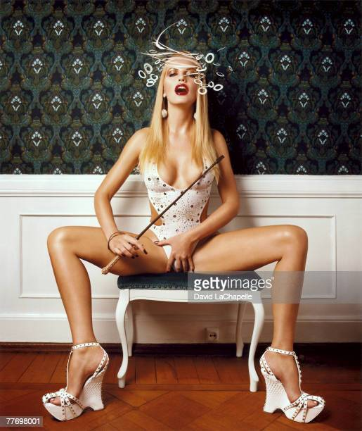 Olga McDonald Olga McDonald by David LaChapelle Olga McDonald Playboy Russia May 1 2003
