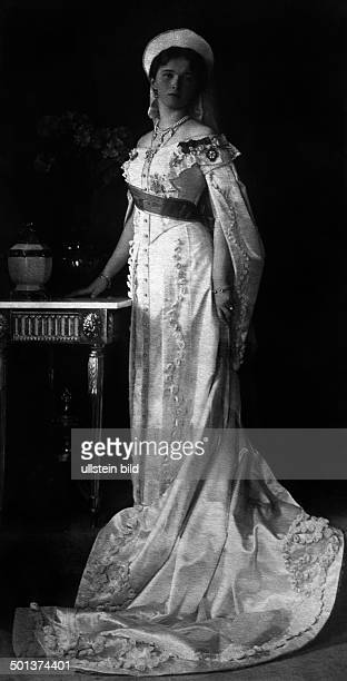 Olga Nikolaevna Romanova Grand Duchess Russia portrait undated probably around 1910 Photographer Haeckel
