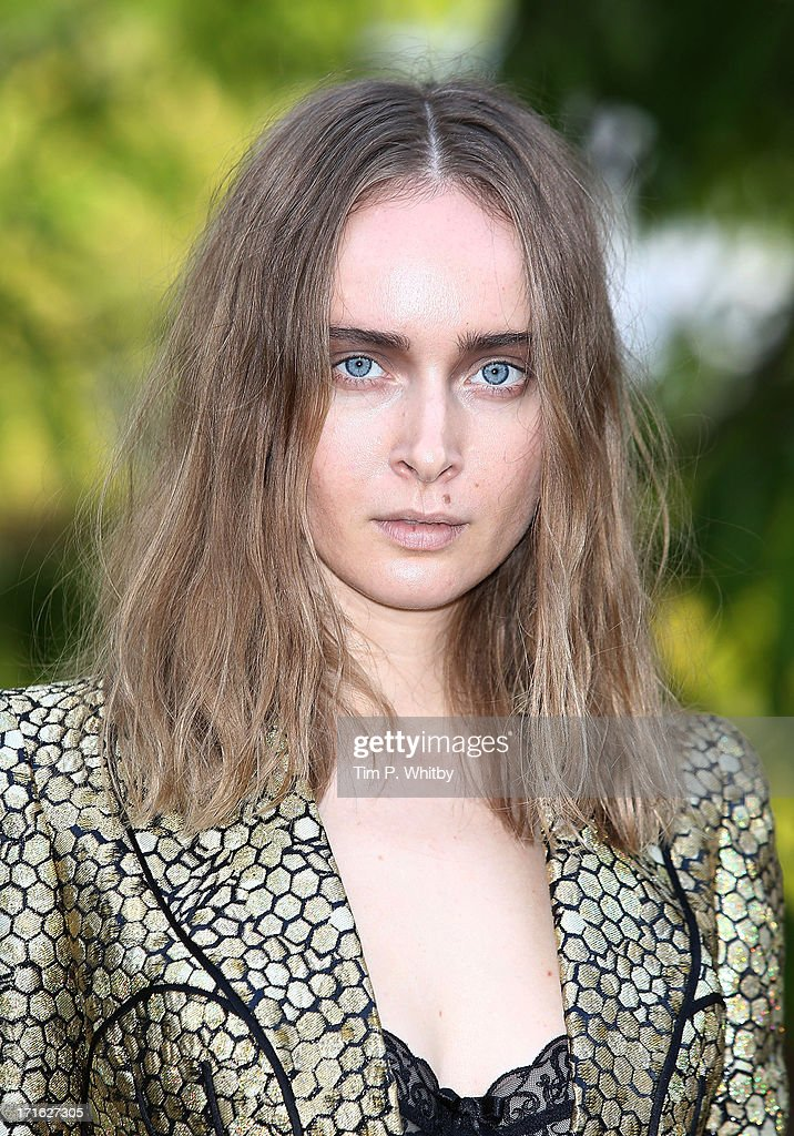 <a gi-track='captionPersonalityLinkClicked' href=/galleries/search?phrase=Olga+Sorokina&family=editorial&specificpeople=8201470 ng-click='$event.stopPropagation()'>Olga Sorokina</a> attends the annual Serpentine Gallery summer party at The Serpentine Gallery on June 26, 2013 in London, England.