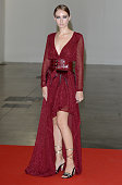 Olga Sorokina IRFE creative director attends the 2012 Convivio charity gala event on June 7 2012 in Milan Italy