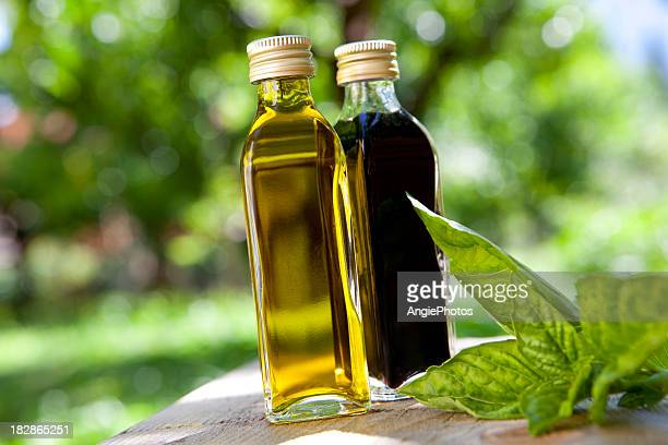 Olivenöl, Balsamico-Essig