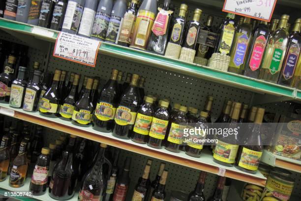 Olive oil for sale at Laurenzo's Italian Market