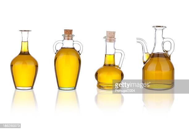 L'huile d'Olive.