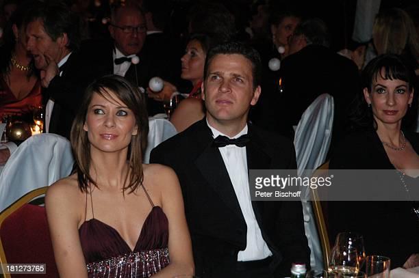 Oliver Bierhoff Ehefrau Klara 'Ball des Sports' Frankfurter Festhalle Frankfurt Stiftung 'Deutsche Sporthilfe' Sportler Fussballer Fussballspieler...