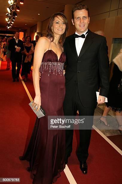 Oliver Bierhoff Ehefrau Klara Bierhoff 'Ball des Sports' Frankfurter Festhalle Frankfurt Stiftung 'Deutsche Sporthilfe' Ball Gala Promi Promis...