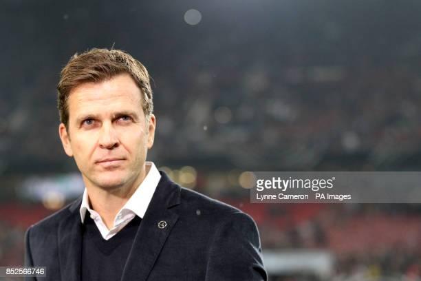 Oliver Bierhoff Germany general team manager