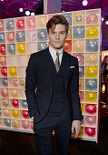Oliver Cheshire at The Naked Heart Foundation's Fabulous Fund Fair in London at Old Billingsgate Market on February 20 2016 in London England