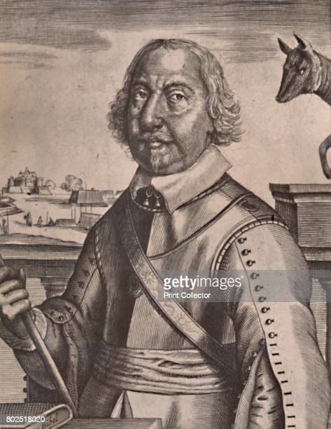 Oliver Cromwell English Parliamentarian soldier politician and Lord Protector of the Commonwealth of England Scotland and Ireland c17th century From...