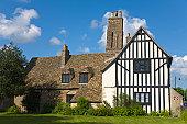 Oliver Cromwells House, Ely, Cambridgeshire, England