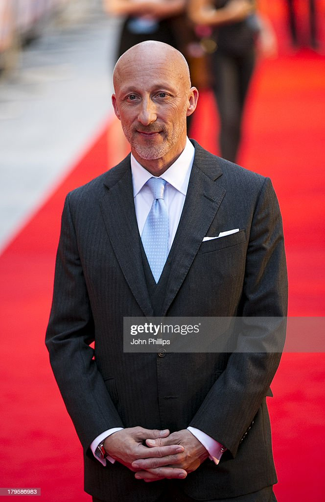 Oliver Hirschbiegel attends the World Premiere of 'Diana' at Odeon Leicester Square on September 5, 2013 in London, England.