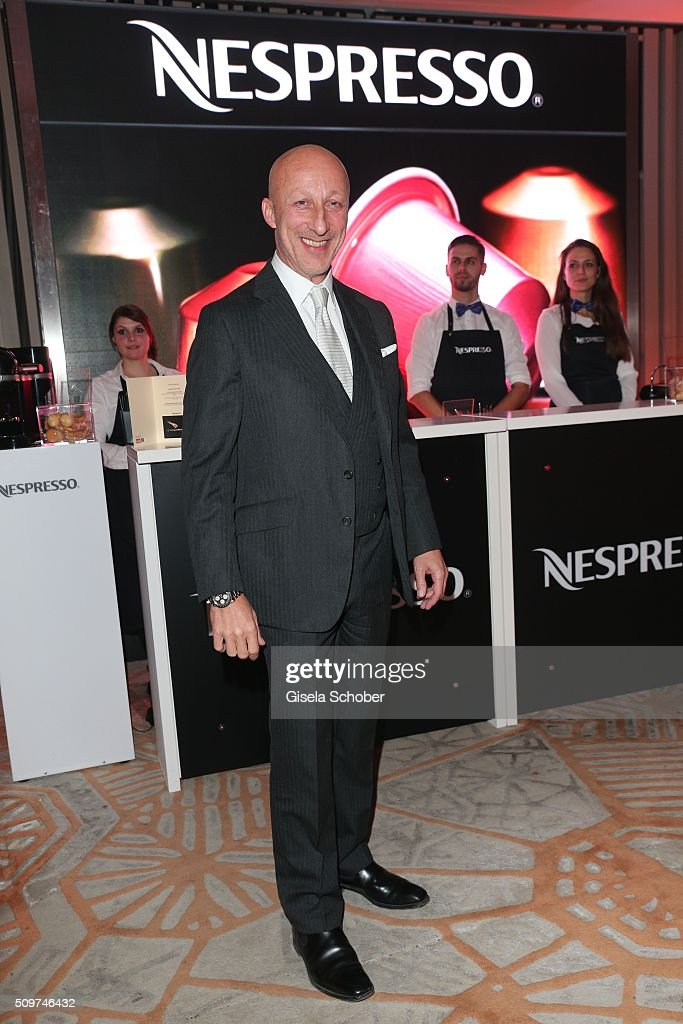 <a gi-track='captionPersonalityLinkClicked' href=/galleries/search?phrase=Oliver+Hirschbiegel&family=editorial&specificpeople=217874 ng-click='$event.stopPropagation()'>Oliver Hirschbiegel</a> during the 'Berlin Opening Night of GALA & UFA Fiction' at Das Stue Hotel on February 11, 2016 in Berlin, Germany.