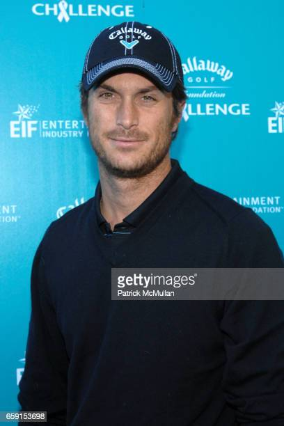 Oliver Hudson attends Callaway Golf Foundation Challenge Benefitting Entertainment Industry Foundation Cancer Research Programs at Riviera Country...