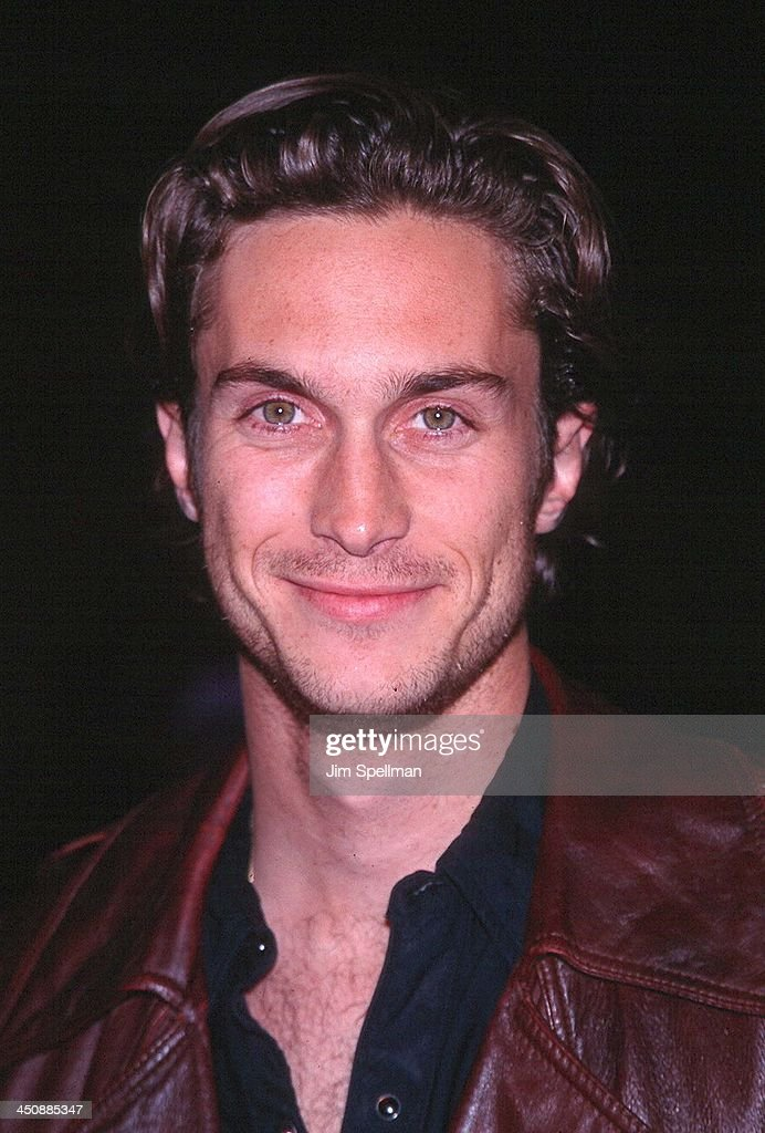 Oliver Hudson during 2001 WB Television Network Uprfront All-Star Party at The light House Chelsea Piers, Pier 61 in New York City, New York, United States.