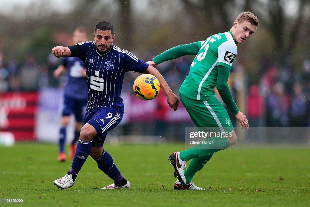 Werder Bremen II v VfL Osnabrueck  - 3. Liga