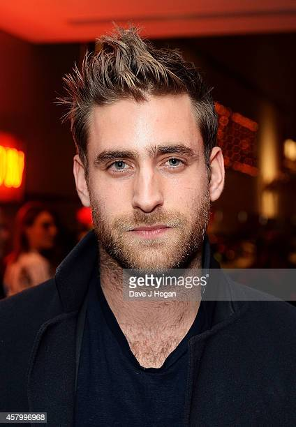 Oliver JacksonCohen attends the UK Premiere of 'Set Fire To The Stars' at Ham Yard Hotel on October 28 2014 in London England
