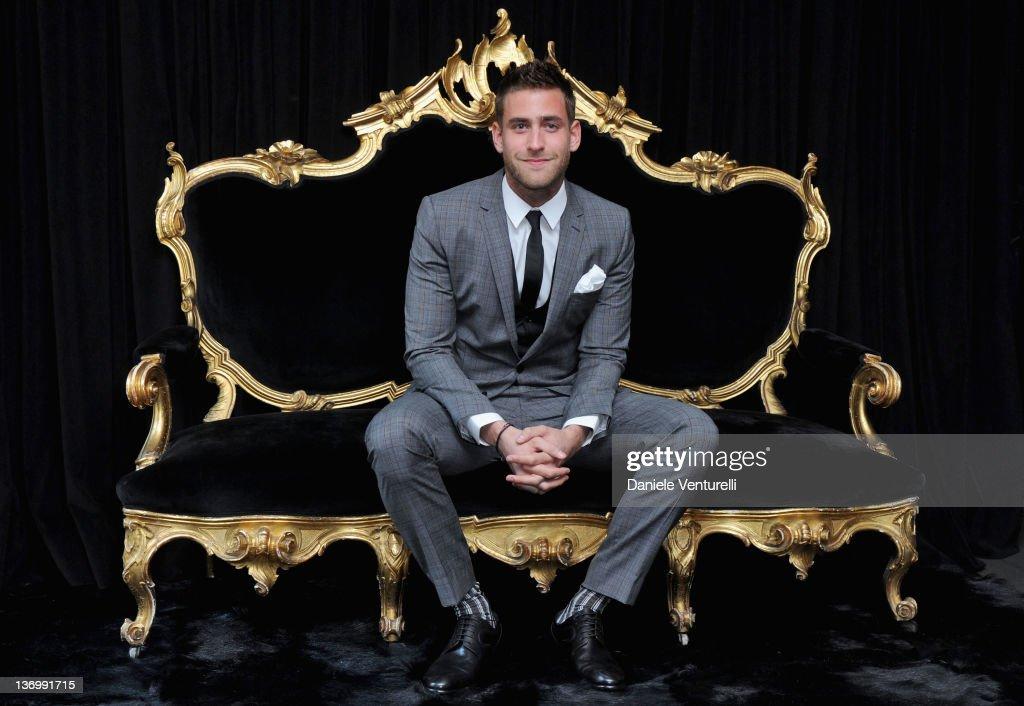 Dolce & Gabbana - VIP Room -Milan Fashion Week Menswear Autumn/Winter 2012