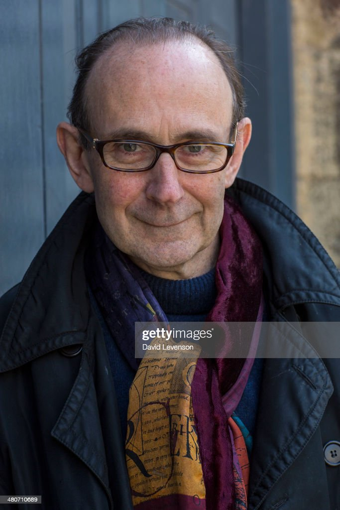 Oliver James, psychologist and broadcaster, on Day 5 of the FT Weekend Oxford Literary Festival on March 26, 2014 in Oxford, England.