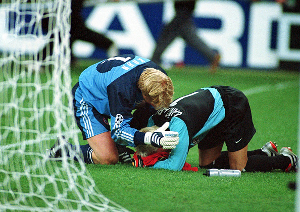 Soccer - UEFA Champions League Finals - FC Bayern Munich vs. Valencia : News Photo