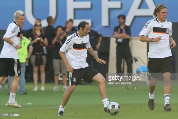 Oliver NEUVILLE Entrainement de l'Allemagne Ernest Happel Stadion Euro 2008