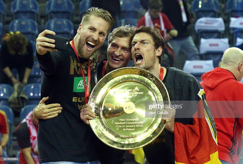 Germany v Spain - Men's EHF European Championship 2016