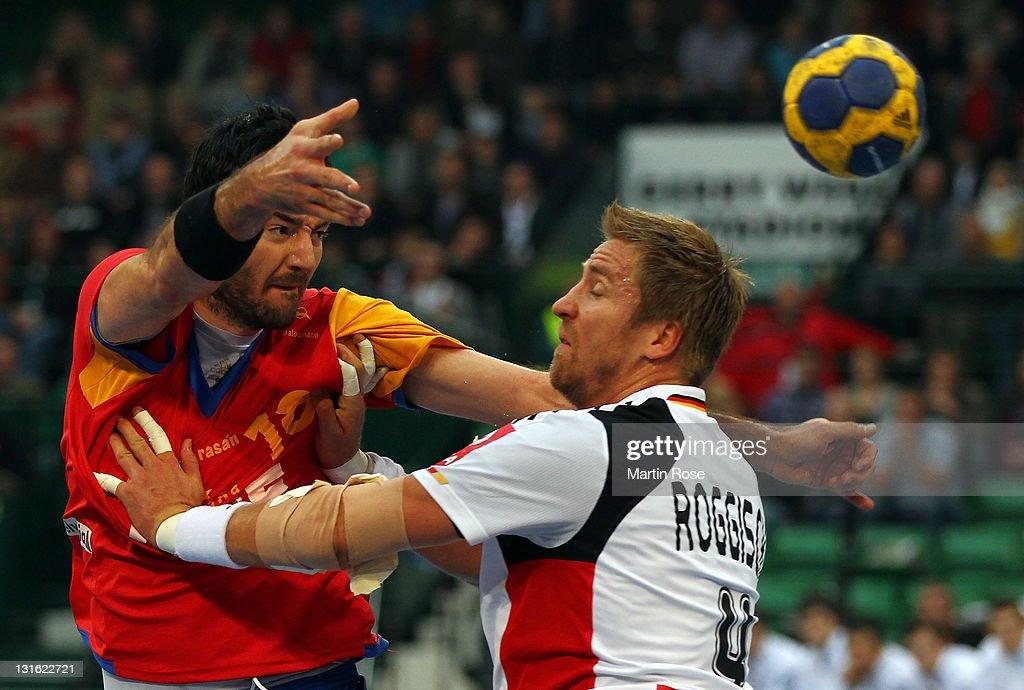 Germany v Spain - Men's Handball Supercup