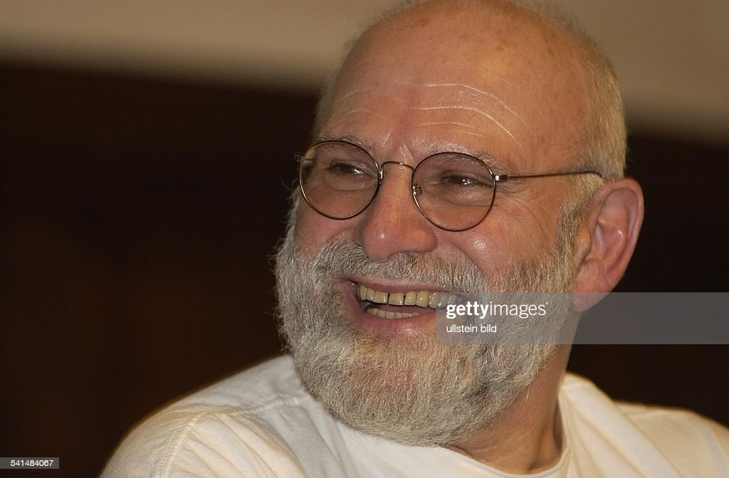 <a gi-track='captionPersonalityLinkClicked' href=/galleries/search?phrase=Oliver+Sacks&family=editorial&specificpeople=597933 ng-click='$event.stopPropagation()'>Oliver Sacks</a> *-Psychiater, Neurologe, Autor, Grossbritannien