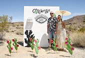 Vanessa Hudgens And Oliver Trevena Host 'Caliwater...