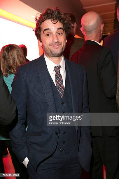 Oliver Wnuk attends the LOLA reception during the 66th Berlinale International Film Festival Berlin on February 12 2016 in Berlin Germany