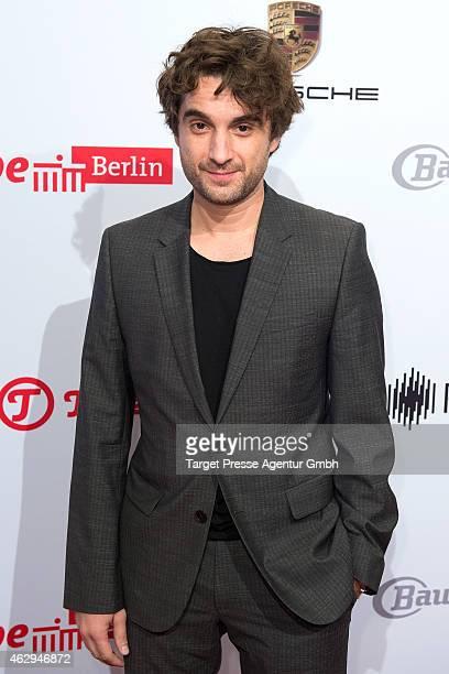 Oliver Wnuk attends the Medienboard BerlinBrandenburg Reception at Ritz Carlton on February 7 2015 in Berlin Germany