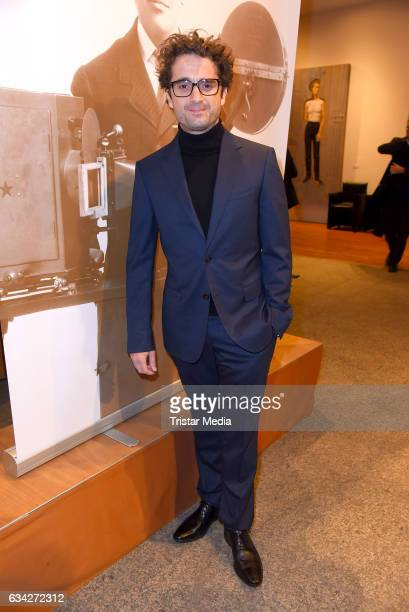 Oliver Wnuk attends the opening recipience of the german film and TVproducer alliance to the 67 Berlinale International Film Festival on the occasion...