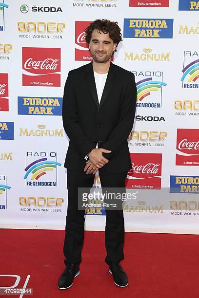 Oliver Wnuk attends the Radio Regenbogen Award 2015 at Europapark on April 24 2015 in Rust Germany