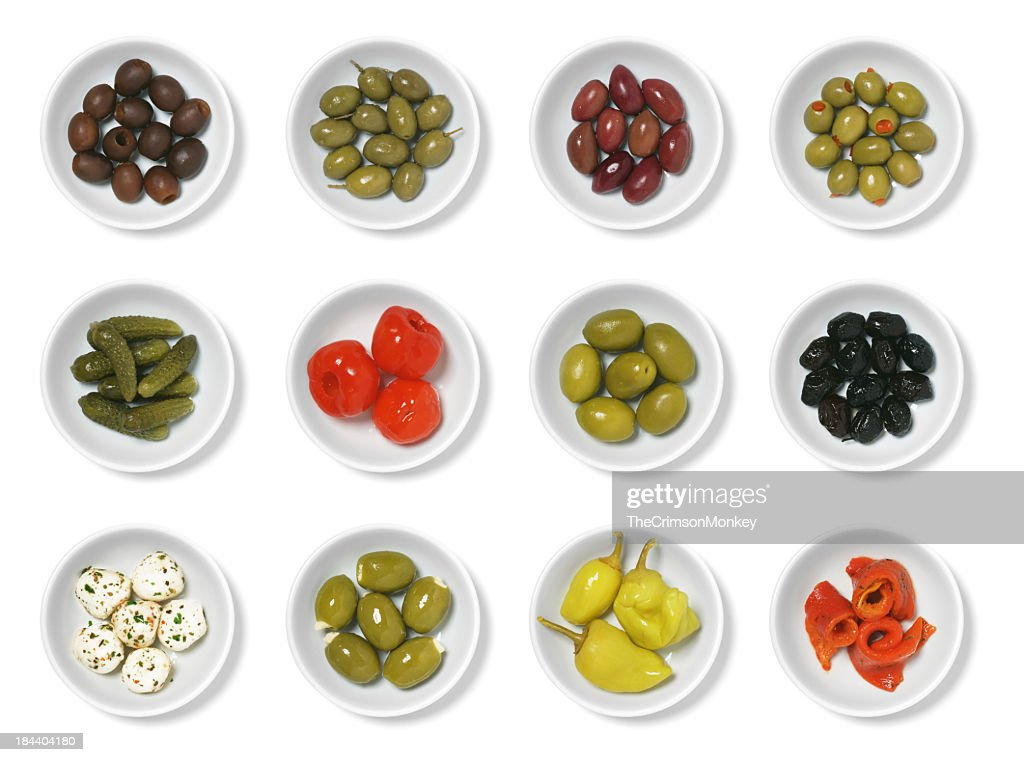 Olives and Antipasto