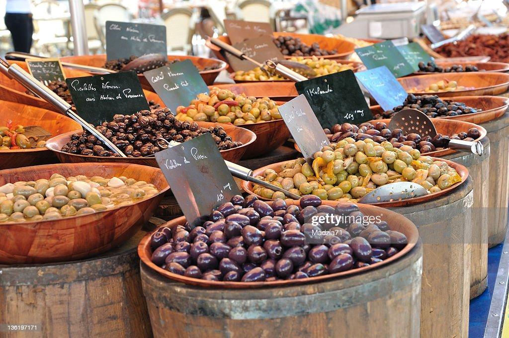 Restaurant Olives : Photo
