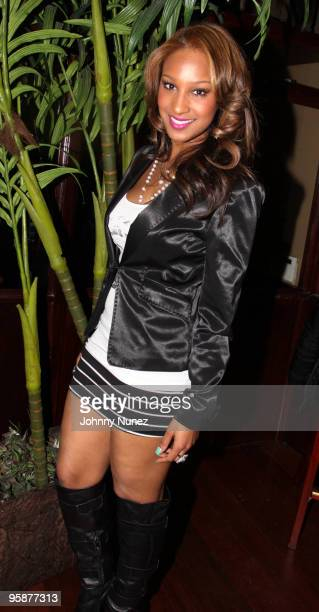 Olivia attends Strength Through Unity A Haitian Benefit Relief at Crimson on January 18 2010 in New York City
