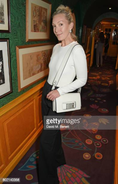 Olivia Buckingham attends the Rita Ora dinner and performance at Annabel's on June 27 2017 in London England