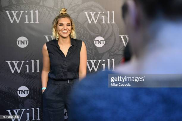 Olivia Caridi attends TNT's Season One 'Will' Premiere After Party at Bryant Park on June 27 2017 in New York City 26058_015
